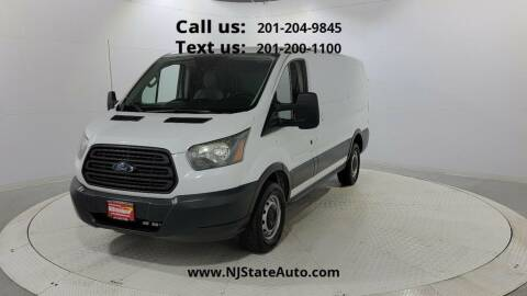 2015 Ford Transit Cargo for sale at NJ State Auto Used Cars in Jersey City NJ