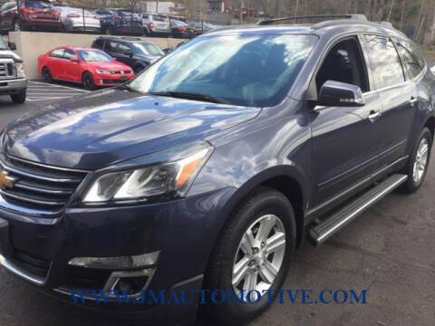 2013 Chevrolet Traverse for sale at J & M Automotive in Naugatuck CT