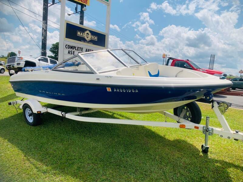 2007 Bayliner 175 for sale at BRYANT AUTO SALES in Bryant AR