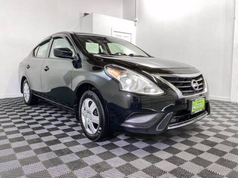 2018 Nissan Versa for sale at Sunset Auto Wholesale in Tacoma WA