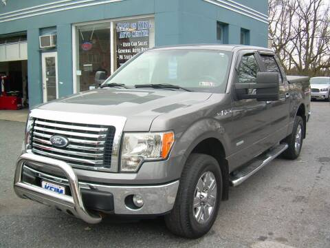 2011 Ford F-150 for sale at Kars on King Auto Center in Lancaster PA