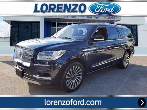 2018 Lincoln Navigator L for sale at Lorenzo Ford in Homestead FL