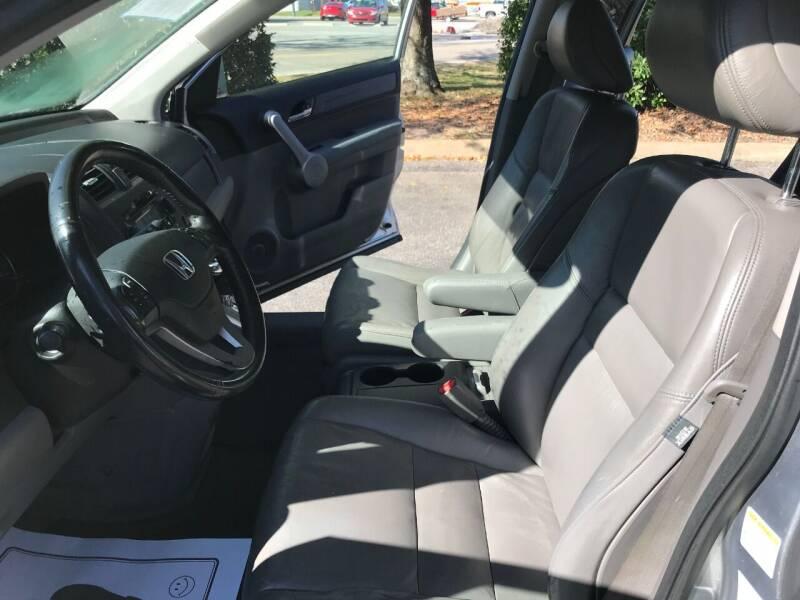 2007 Honda CR-V AWD EX-L 4dr SUV - Wilmington NC