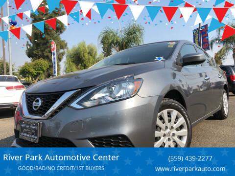 2017 Nissan Sentra for sale at River Park Automotive Center in Fresno CA