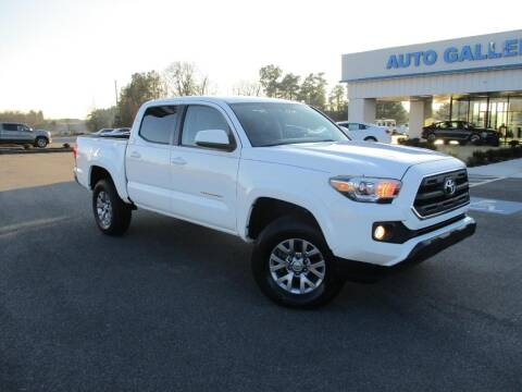 2017 Toyota Tacoma for sale at Auto Gallery Chevrolet in Commerce GA