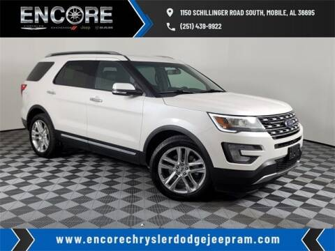 2017 Ford Explorer for sale at PHIL SMITH AUTOMOTIVE GROUP - Encore Chrysler Dodge Jeep Ram in Mobile AL