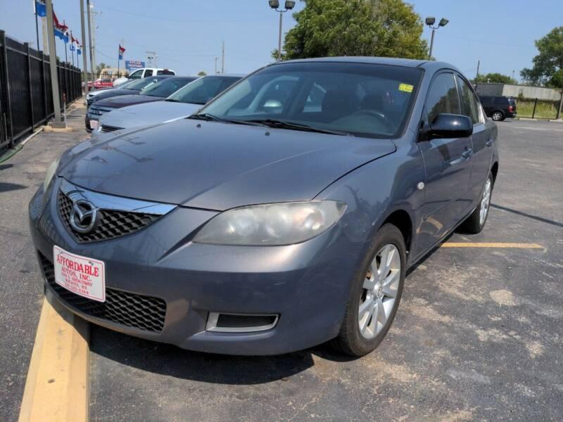 2007 Mazda MAZDA3 for sale at Affordable Autos in Wichita KS