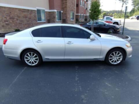 2006 Lexus GS 300 for sale at West End Auto Sales LLC in Richmond VA