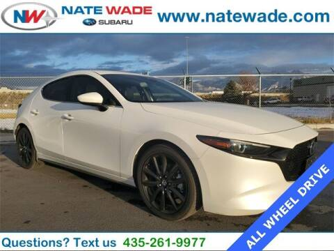2019 Mazda Mazda3 Hatchback for sale at NATE WADE SUBARU in Salt Lake City UT