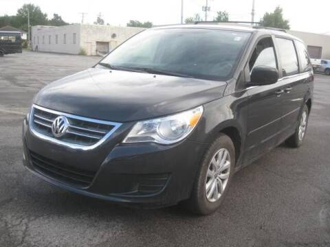 2012 Volkswagen Routan for sale at ELITE AUTOMOTIVE in Euclid OH