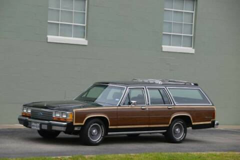 1988 Ford LTD for sale at Classic Car Deals in Cadillac MI