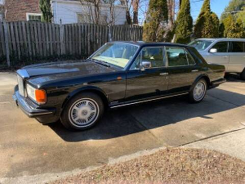 1988 Bentley 8 for sale at Classic Car Deals in Cadillac MI