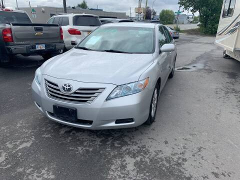 2009 Toyota Camry Hybrid for sale at ALASKA PROFESSIONAL AUTO in Anchorage AK
