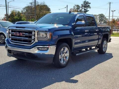 2018 GMC Sierra 1500 for sale at Gentry & Ware Motor Co. in Opelika AL