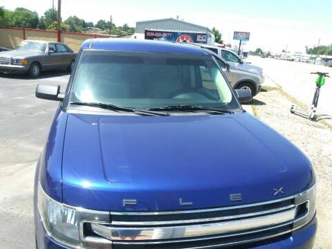 2014 Ford Flex for sale at Marvelous Motors in Garden City ID