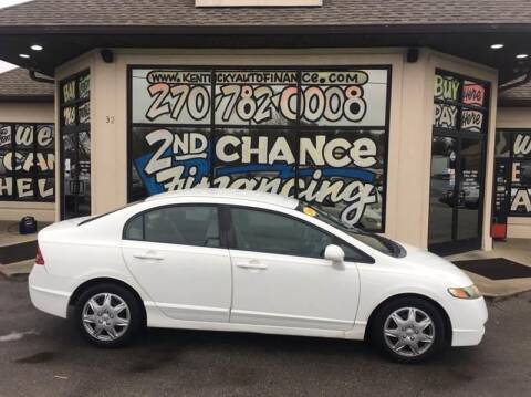 2009 Honda Civic for sale at Kentucky Auto Sales & Finance in Bowling Green KY