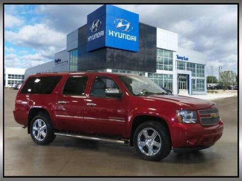 2013 Chevrolet Suburban for sale at Terry Lee Hyundai in Noblesville IN