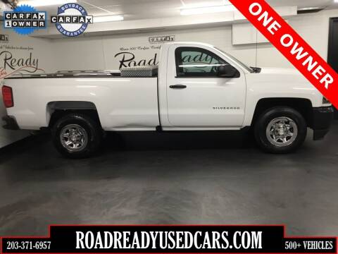 2018 Chevrolet Silverado 1500 for sale at Road Ready Used Cars in Ansonia CT