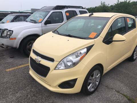 2015 Chevrolet Spark for sale at Thompson Auto Sales Inc in Knoxville TN