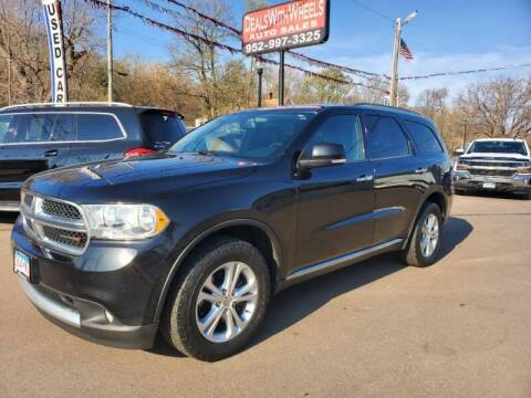 2013 Dodge Durango for sale at Dealswithwheels in Inver Grove Heights MN