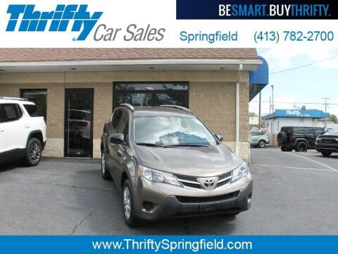 2014 Toyota RAV4 for sale at Thrifty Car Sales Springfield in Springfield MA