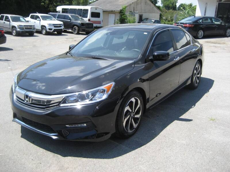 2016 Honda Accord for sale at Import Auto Connection in Nashville TN
