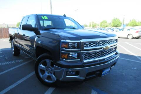 2015 Chevrolet Silverado 1500 for sale at Choice Auto & Truck in Sacramento CA