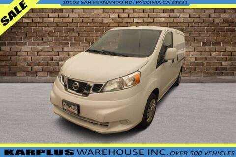 2019 Nissan NV200 for sale at Karplus Warehouse in Pacoima CA