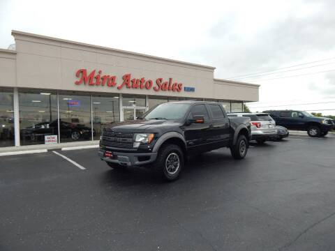 2011 Ford F-150 for sale at Mira Auto Sales in Dayton OH
