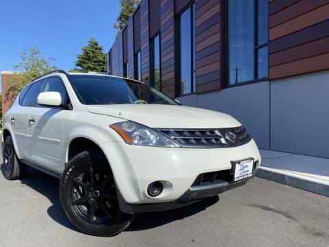 2007 Nissan Murano for sale at DAILY DEALS AUTO SALES in Seattle WA