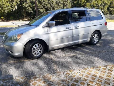 2008 Honda Odyssey for sale at Royal Auto Mart in Tampa FL