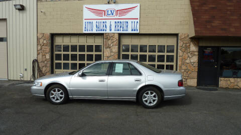 2002 Cadillac Seville for sale at LV Auto Sales & Repair, LLC in Yakima WA