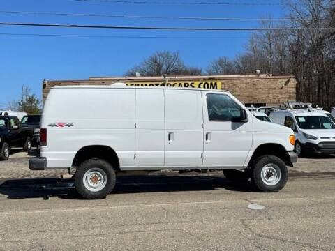 2006 Ford E-Series Cargo for sale at ROCK MOTORCARS LLC in Boston Heights OH