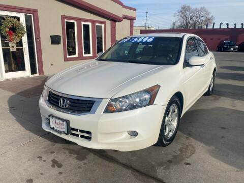 2009 Honda Accord for sale at Sexton's Car Collection Inc in Idaho Falls ID