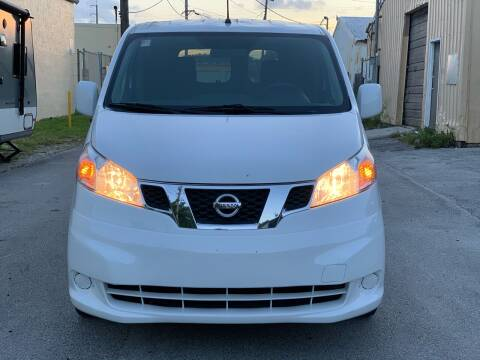 2015 Nissan NV200 for sale at Citywide Auto Group LLC in Pompano Beach FL