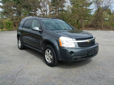 2009 Chevrolet Equinox for sale at Westford Auto Sales in Westford MA