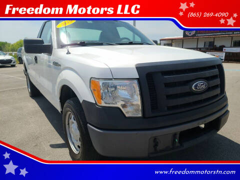 2010 Ford F-150 for sale at Freedom Motors LLC in Knoxville TN