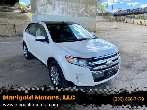 2013 Ford Edge for sale at Marigold Motors, LLC in Pekin IL