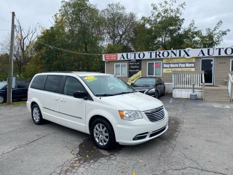 2011 Chrysler Town and Country for sale at Auto Tronix in Lexington KY