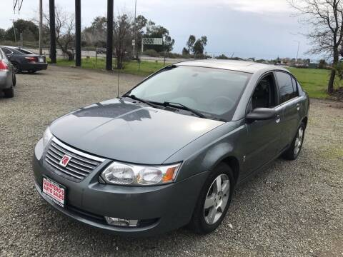 2007 Saturn Ion for sale at Quintero's Auto Sales in Vacaville CA