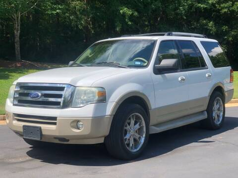 2010 Ford Expedition for sale at Top Notch Luxury Motors in Decatur GA