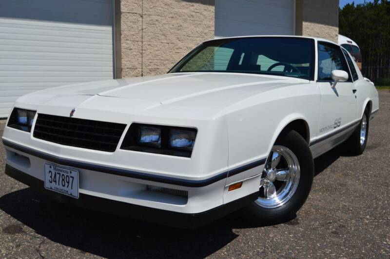 1984 Chevrolet Monte Carlo for sale at Route 65 Sales & Classics LLC - Classic Cars in Ham Lake MN