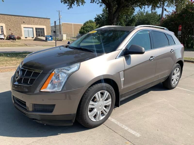 2012 Cadillac SRX for sale at Sima Auto Sales in Dallas TX