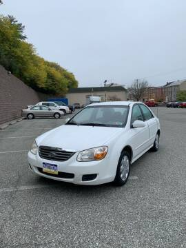 2008 Kia Spectra for sale at ARS Affordable Auto in Norristown PA