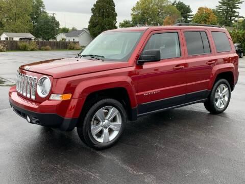 2015 Jeep Patriot for sale at Gagnon  Motors - Gagnon Motors in Akron IN