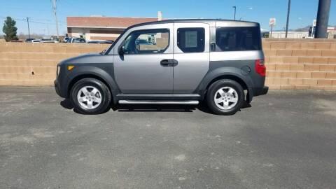 2005 Honda Element for sale at Ryan Richardson Motor Company in Alamogordo NM