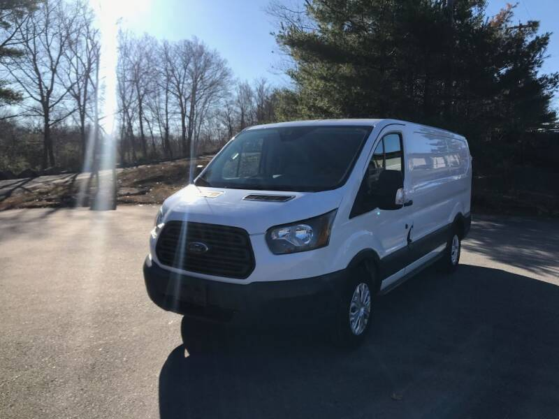 2015 Ford Transit Cargo for sale at Nala Equipment Corp in Upton MA