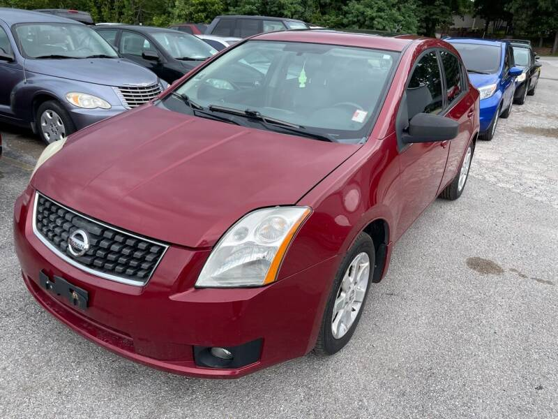 2008 Nissan Sentra for sale at Best Buy Auto Sales in Murphysboro IL