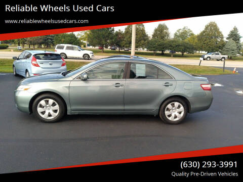 2007 Toyota Camry for sale at Reliable Wheels Used Cars in West Chicago IL