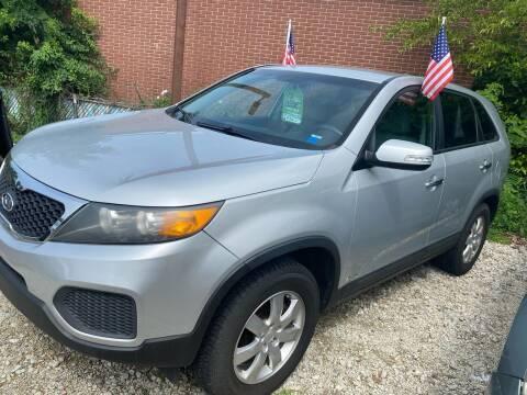 2011 Kia Sorento for sale at Primary Motors Inc in Commack NY